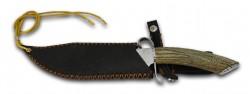İşlemeli Avcı Bıçağı - Thumbnail