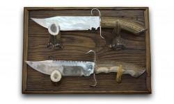 Sürmene - Avcı Bıçağı Takımı