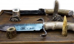 Avcı Bıçağı Takımı - Thumbnail